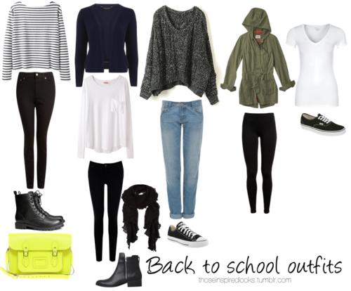 Vero Cazabu00e1n Outfits Para Ir A La Secundaria