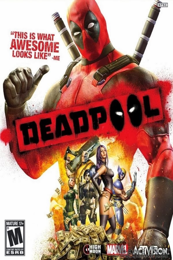 Deadpool PC Game Cover