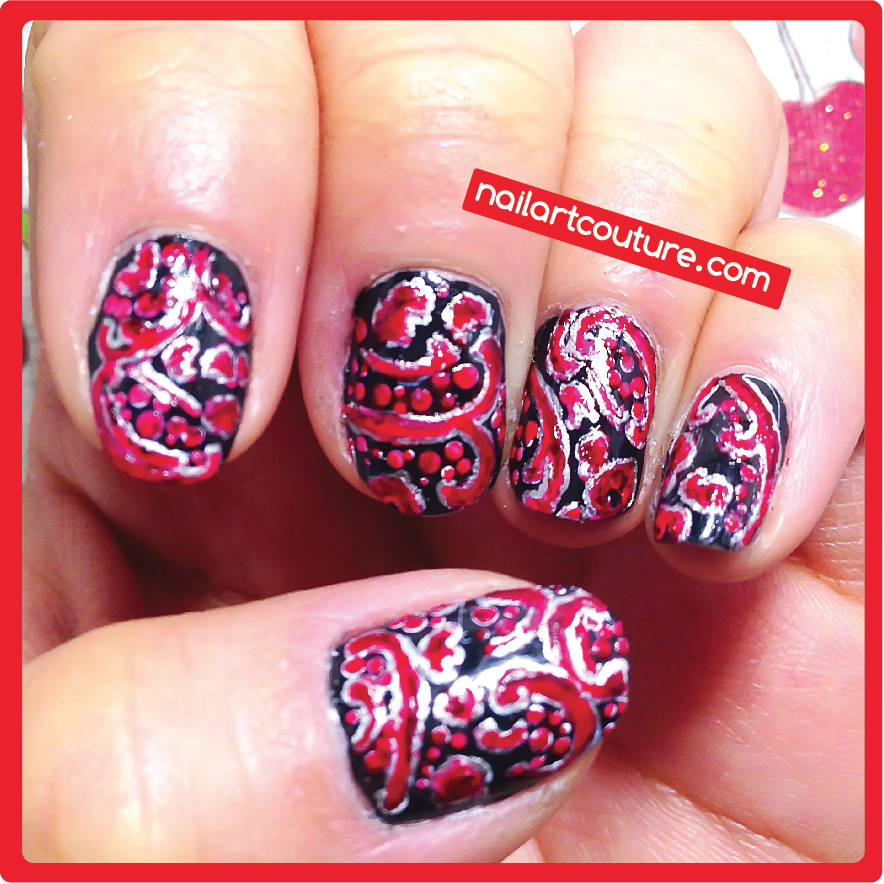 Nail Art Couture February 2013
