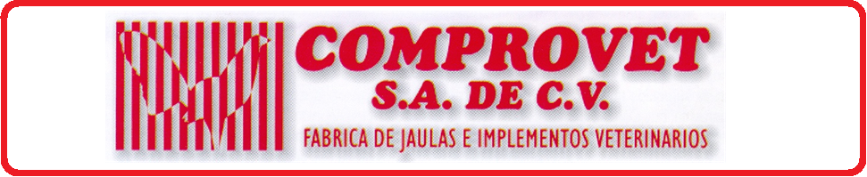 JAULAS COMPROVET