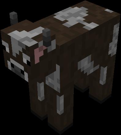 Guía de Mobs Vaca