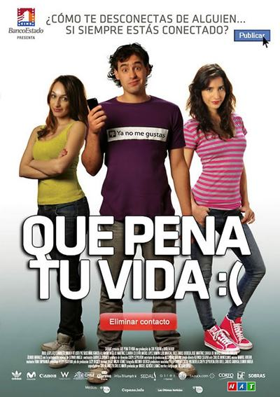 Que Pena Tu Vida DVDRip Español Latino