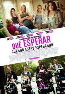 Ver Qué esperar cuando estás esperando (What to Expect When You're Expecting) (2012) Online