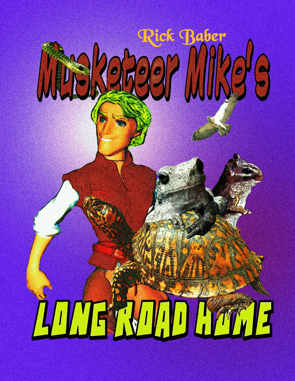 Musketeer Mike's Long Road Home