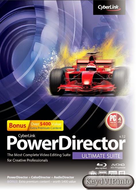 CyberLink PowerDirector Ultimate 12.0.2923.0 Multilingual,Phần mềm Biên tập, chỉnh sửa video chuyên nghiệp