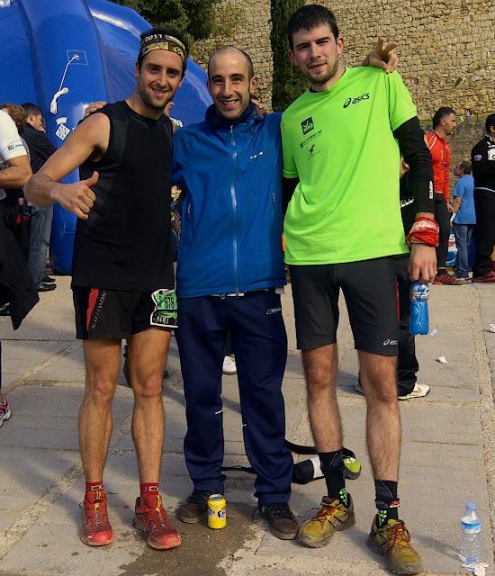 Transgavarres, cursa de Girona