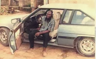 Reuben Abati Then and Now .