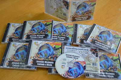 Pontifícias Obras Missionárias lançam o novo CD da Juventude Missionária do Brasil