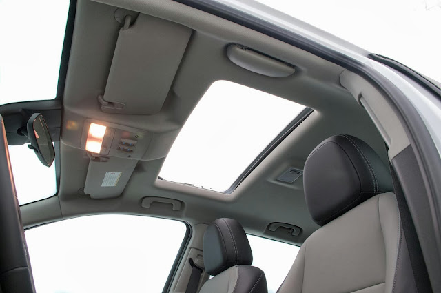 carro Tracker Chevrolet 2014 - teto-solar