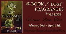 Guest Post: M.J. Rose (The Book of Lost Fragrances)