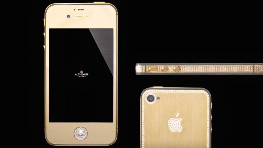 iPhone 5s Ny Skærm