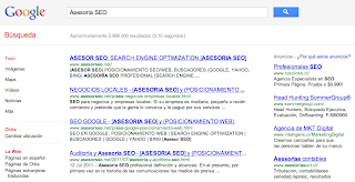 seo asesoria