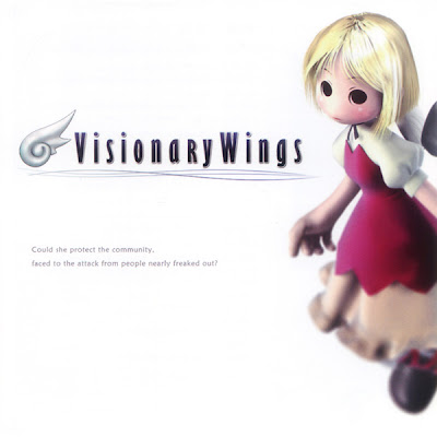 Free Download Visionary Wings PC Game Full Version
