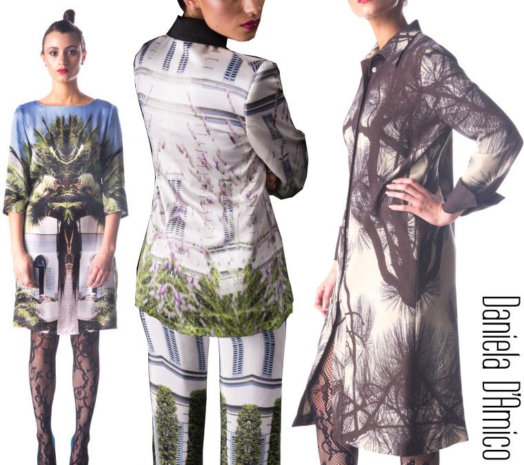 daniela damico print dresses