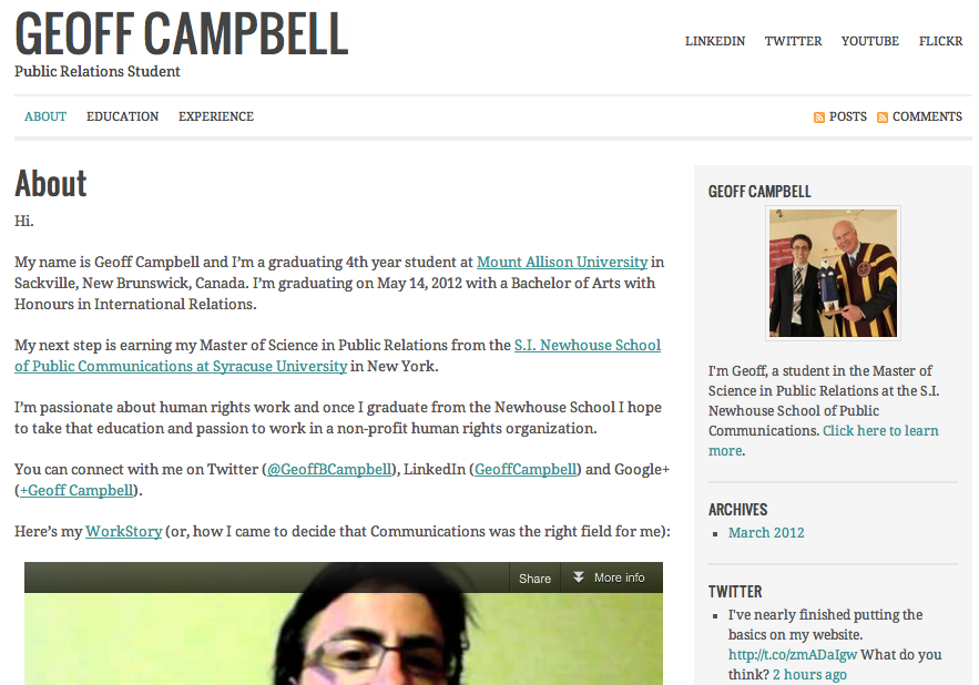 "My New Website: <a href=""GeoffBCampbell.com"">GeoffBCampbell.com</a>"