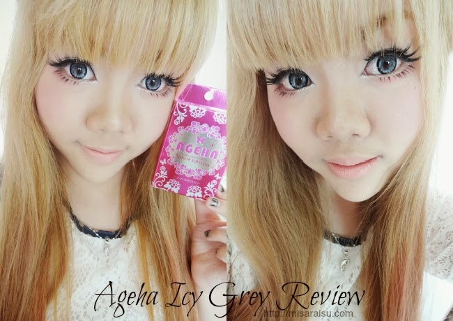 ageha circle lens review