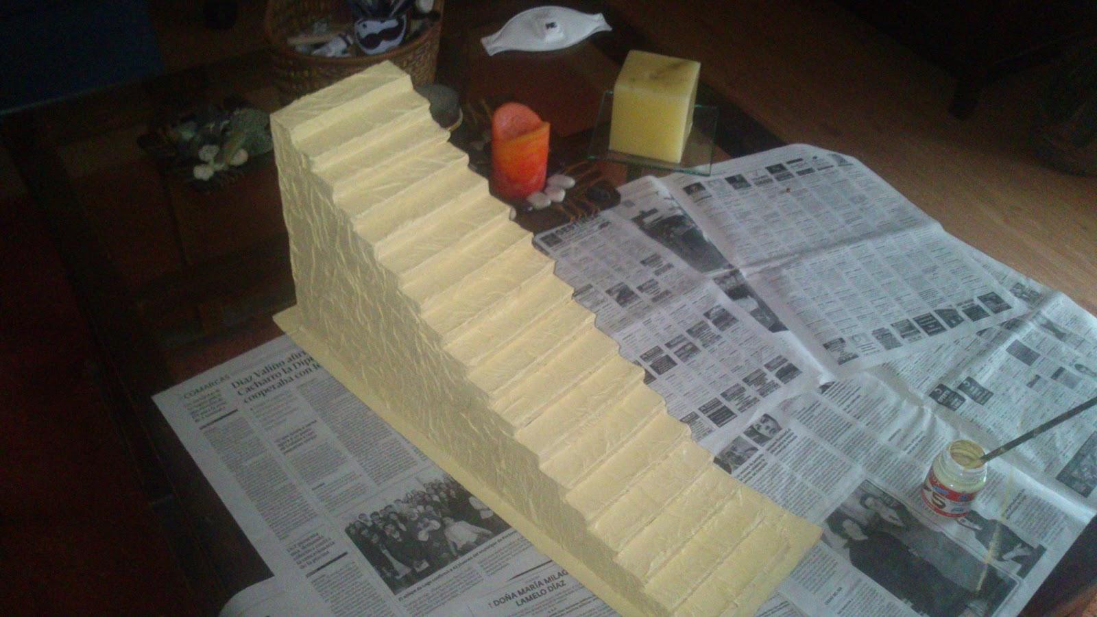 Escalera ergon mica g1 for Como hacer gradas