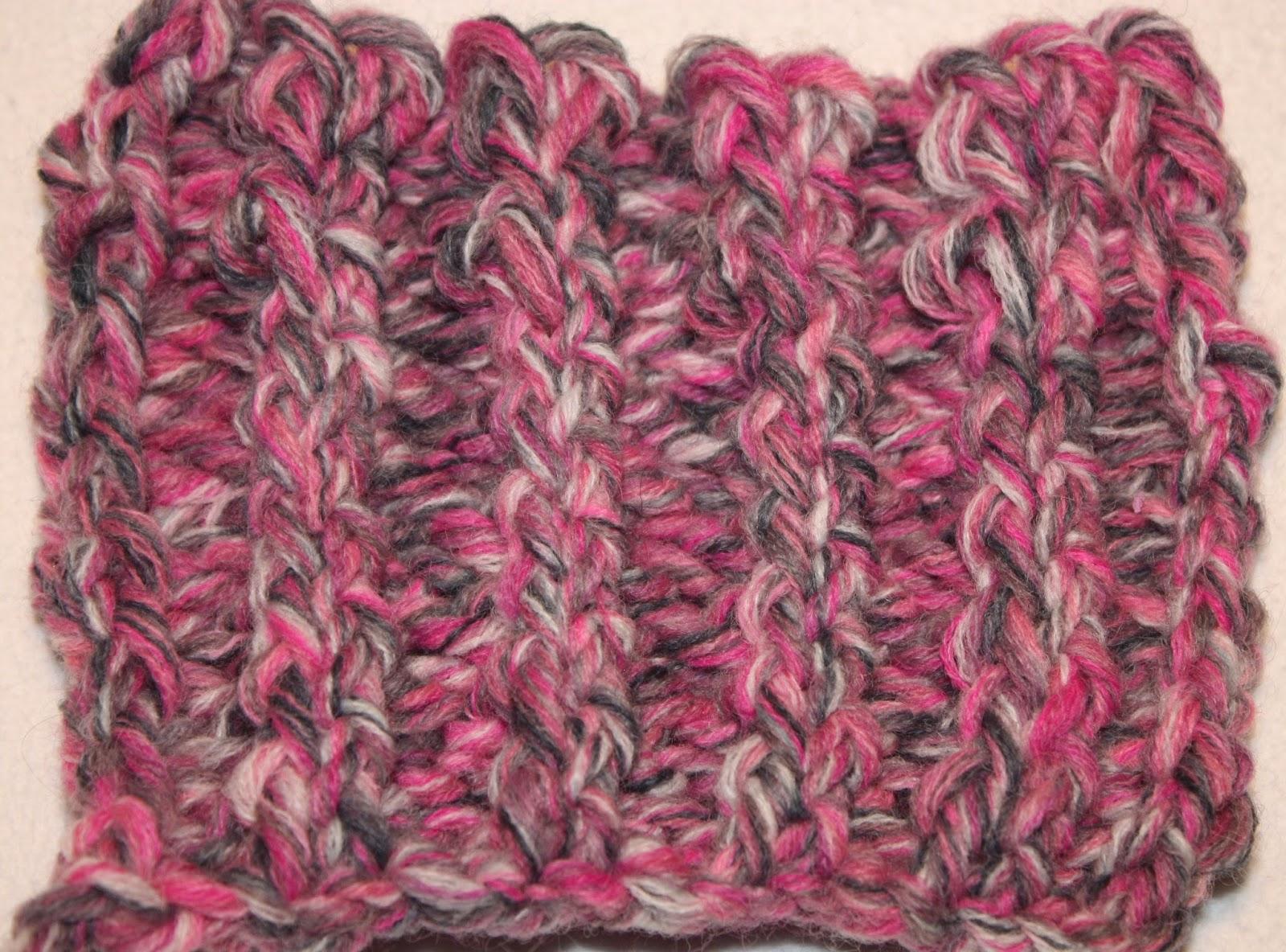 breiraam; breiring; breien; ribbelsteek; dubbel; dubbelzijdig; breisteek; breisteken; knifty knitter; knitting loom;