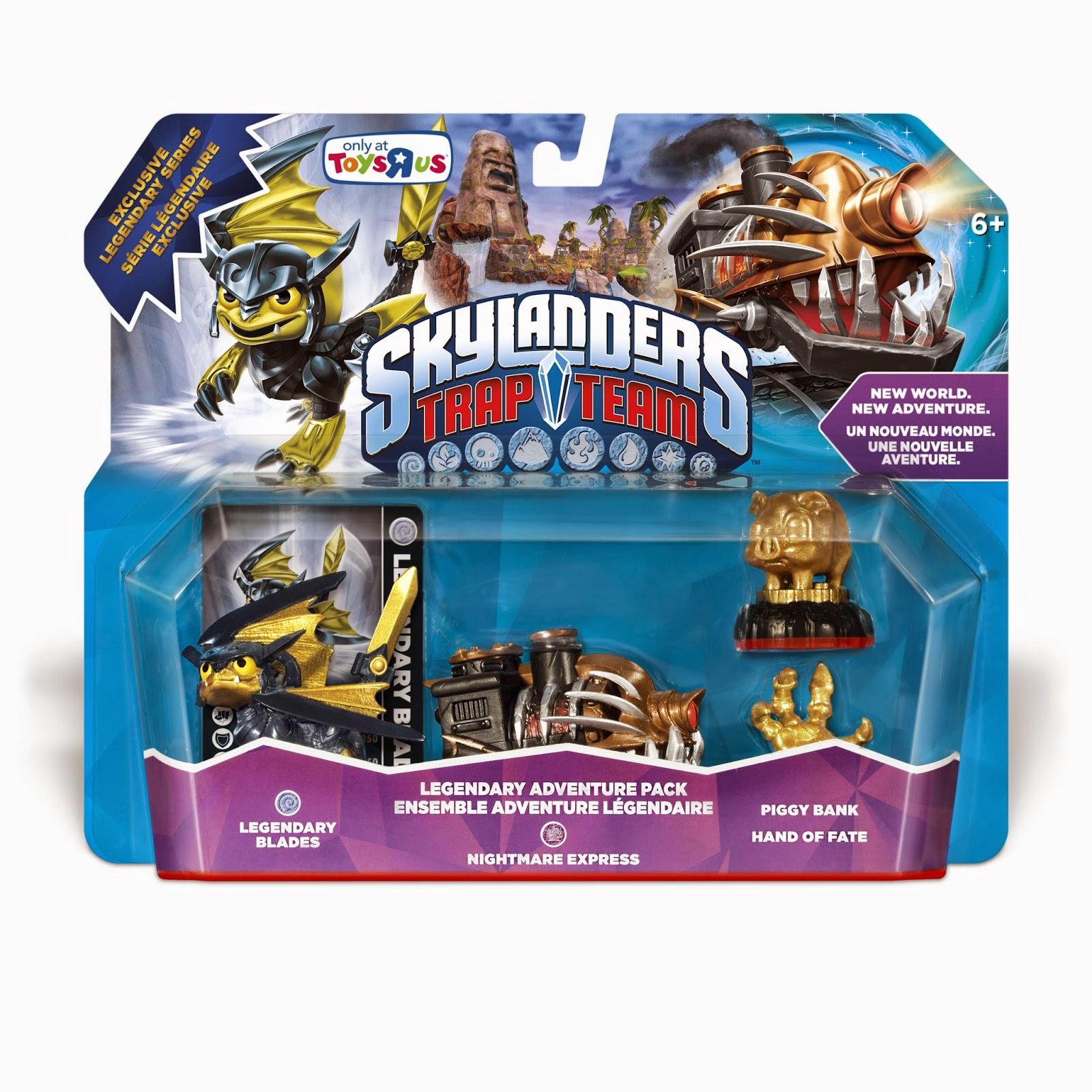 Skylanders Toys R Us : Toys quot r us announces legendary pre order for skylanders