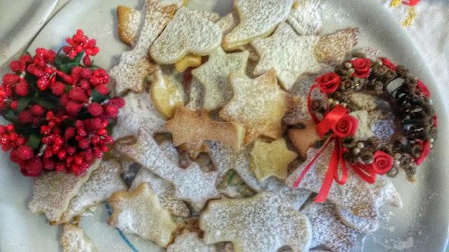 biscotti del natale