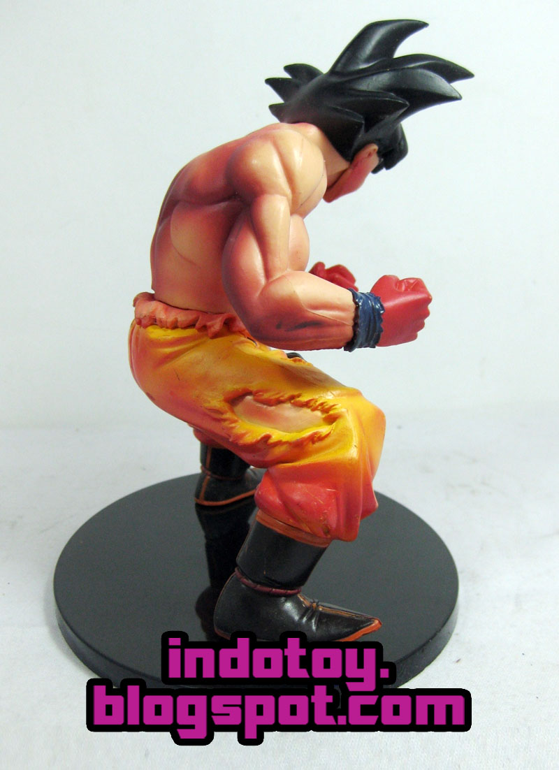 Jual action Figure - DBZ Young SonGoku