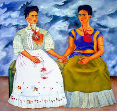 Image result for julia de burgos and frida kahlo and leon trotsky