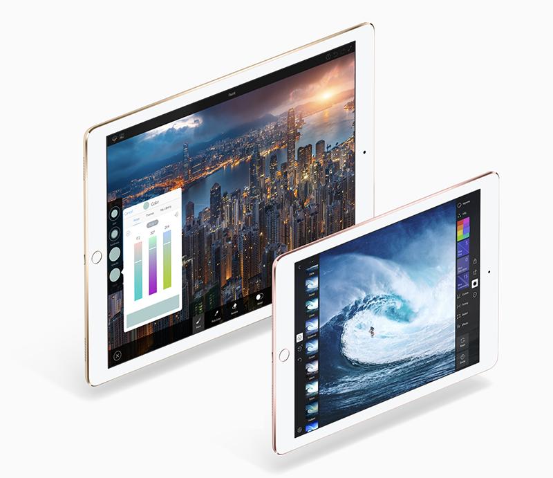 New iPad Pro !