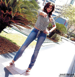 Anarkali Akarsha jeans