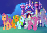 juego Classic MLP friendship Ball