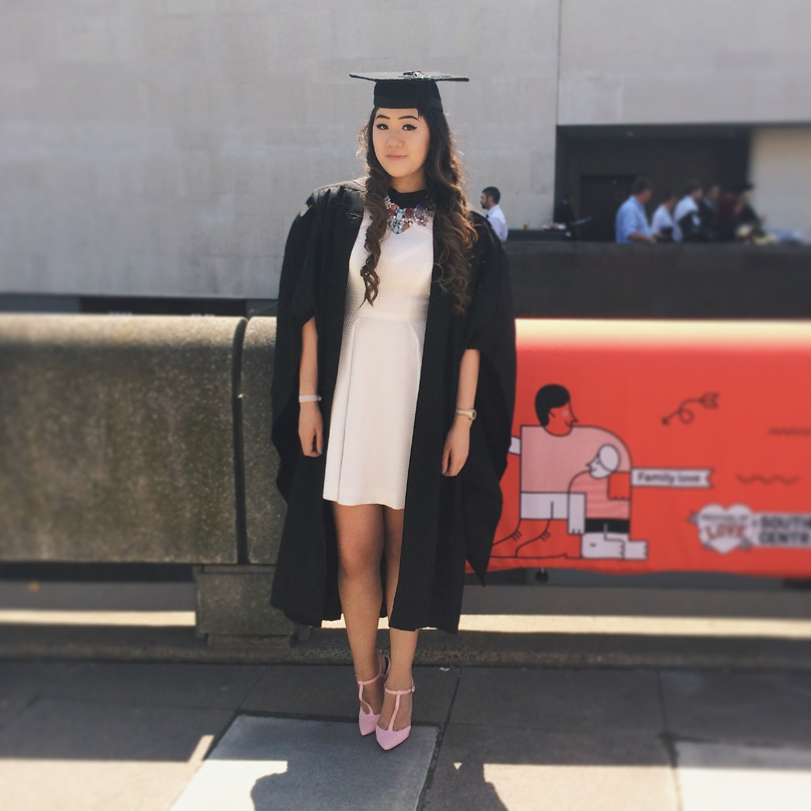 The Jade Aesthetic, Jade Fung, Liverpool fashion blog, Liverpool style blog, Asian style blog, graduation outfit for girls, graduation dress ideas, white dress graduation