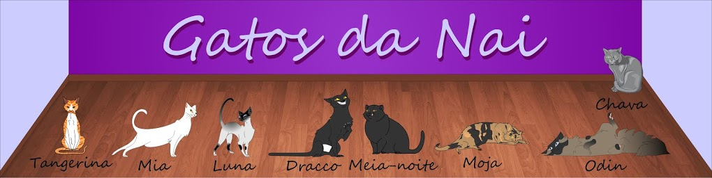 Blog Gatos da Nai