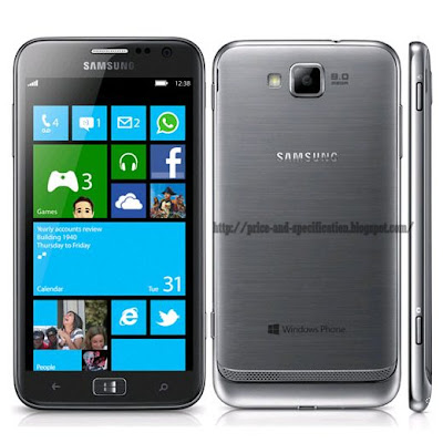 Samsung+Ativ+S+I8750 Harga Windows Phone 8 Samsung Ativ S I8750