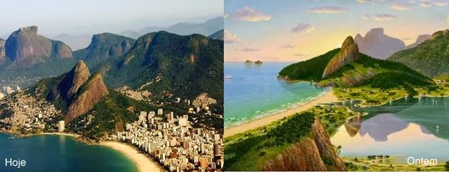 Leblon, Zona Sul do Rio