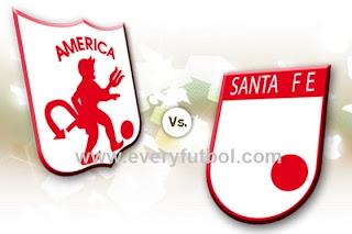 Ver America Vs Santa Fe Online En Vivo