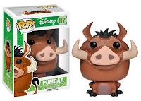 Funko Pop! Pumbaa
