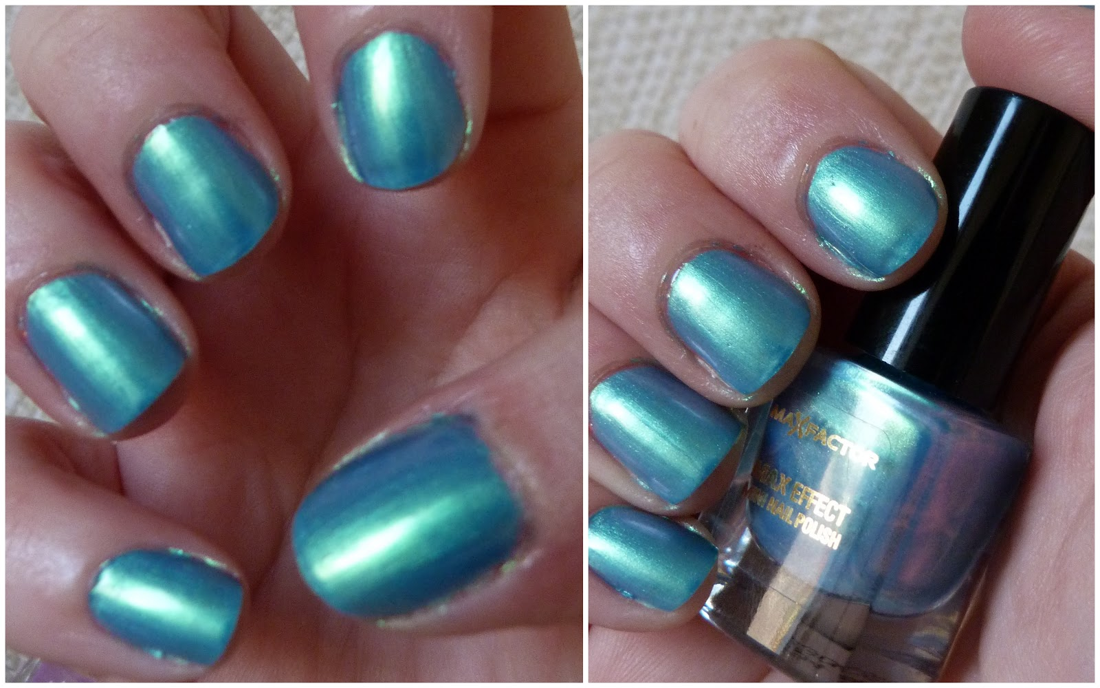 Max Factor Max Effect Mini Nail Polish - Dazzling Blue | Lovely ...