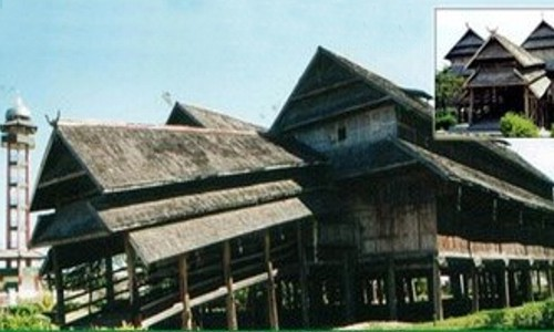 Download this Nusa Tenggara Barat Dikenal Dengan Sebutan Istana Sultan Sumbawa picture