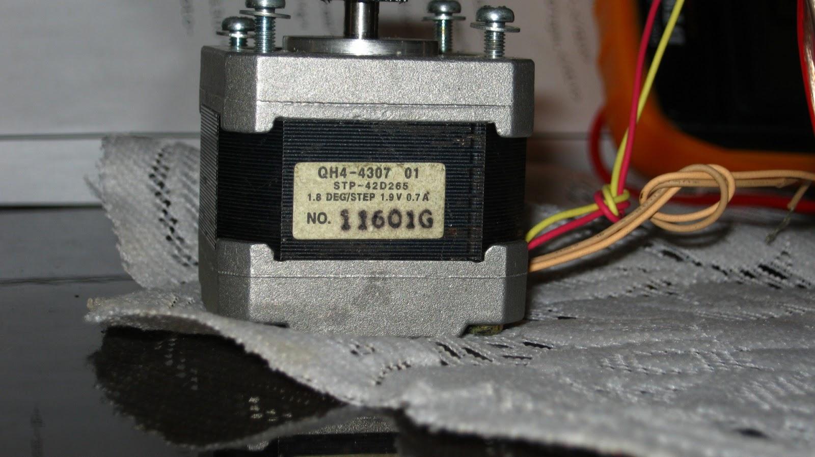 Ветрогенератор из шагового двигателя своими руками