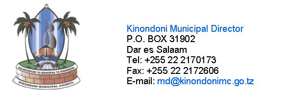 Kinondoni Municipal Council