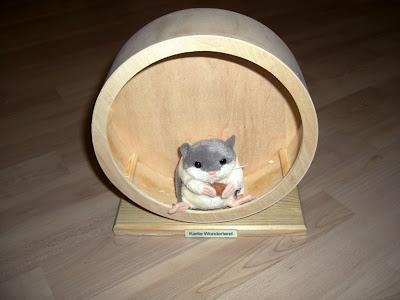 Holzlaufrad