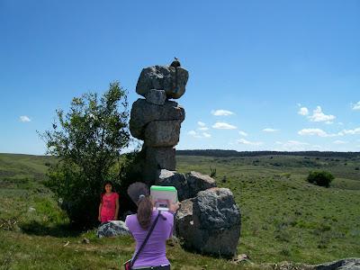Piedra de Fierro. Uruguay