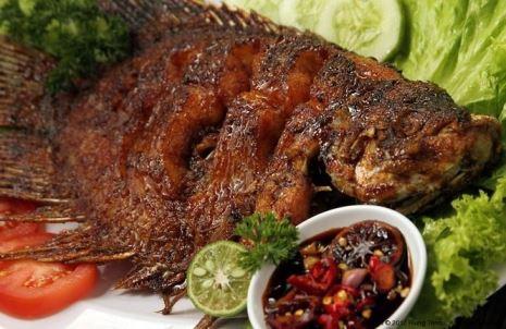 Resep Ikan Bakar Cianjur yang asli
