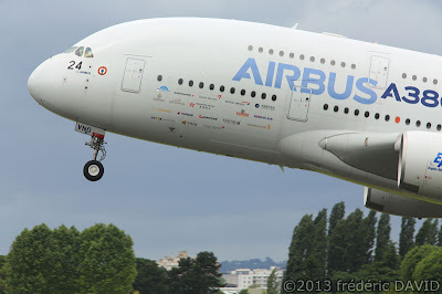 salon aéronautique Bourget meeting aérien avion ligne A380 AIRBUS seine saint denis