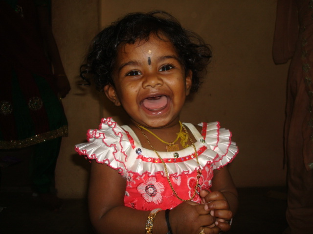 My Friend Udaya's Daughter Kanishka 2