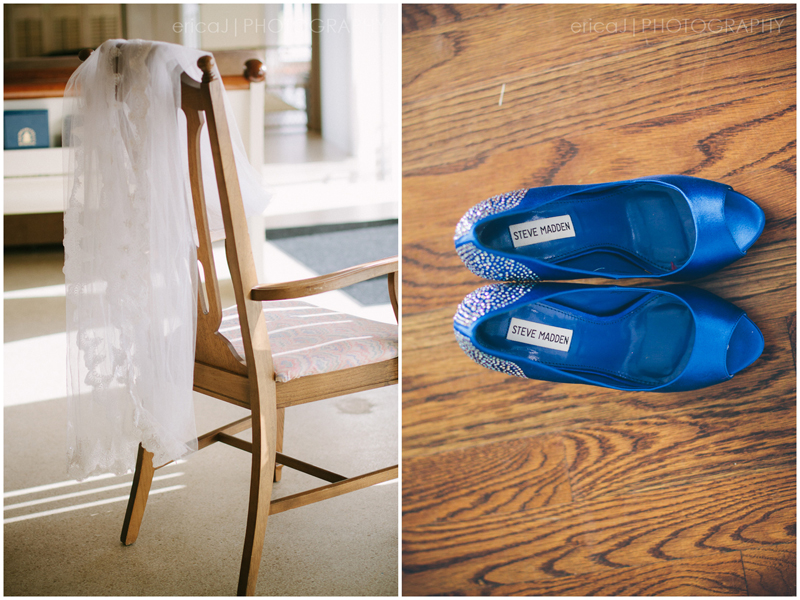 steve madden blue shoes wedding veil