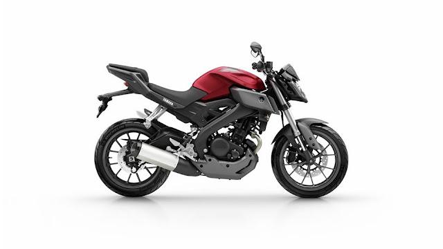 Spesifikasi Lengkap Yamaha MT-125