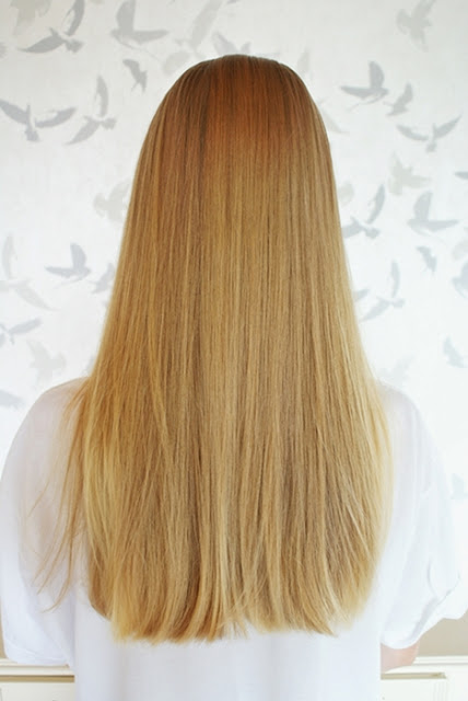 Hair Update - sierpień 2013