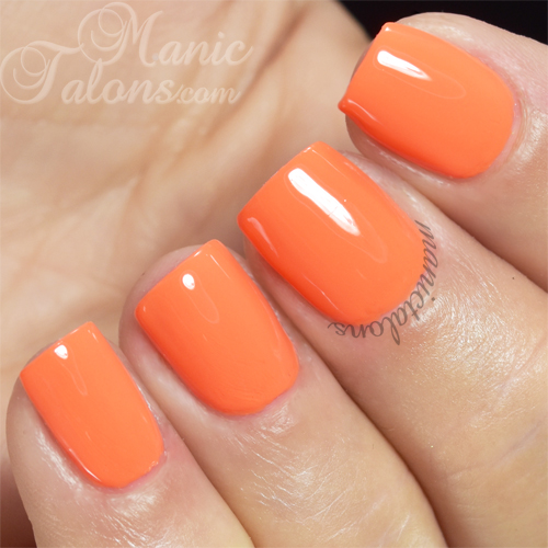 Girly Bits Thump Your Melons Swatch