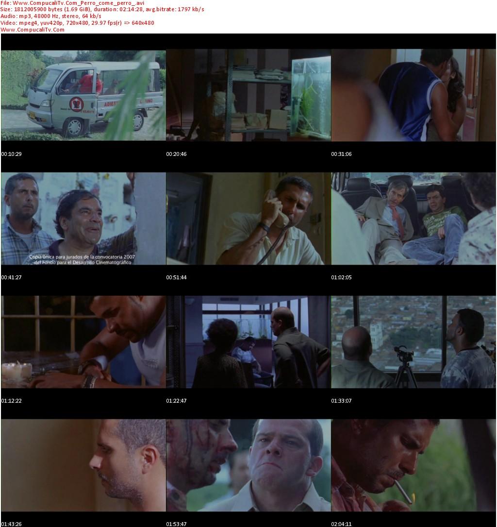 Perro Come Perro [DVDRip] Español Latino Descargar [Colombiana]