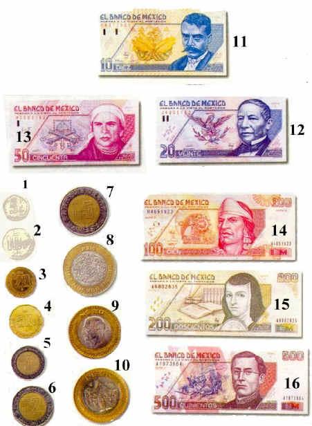Moneda de Mexico